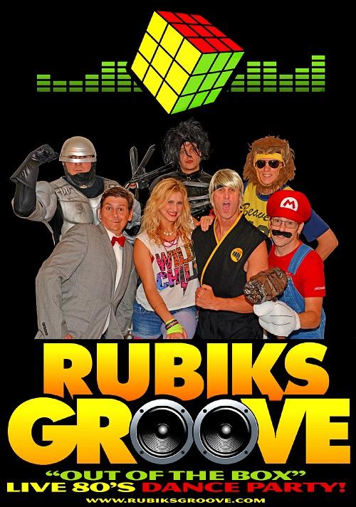 Rubik's Groove Band Photo